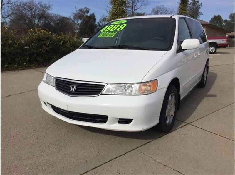 2001 Honda Odyssey for sale at ASB Auto Wholesale in Sacramento CA