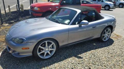 2005 Mazda MAZDASPEED MX-5 for sale in Sacramento, CA