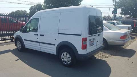2011 Ford Transit Connect for sale at ASB Auto Wholesale in Sacramento CA