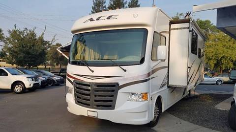 2013 Thor Industries A.C.E. for sale at ASB Auto Wholesale in Sacramento CA