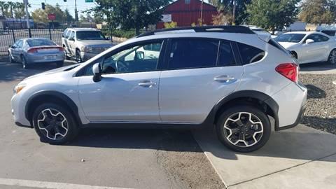 2014 Subaru XV Crosstrek for sale at ASB Auto Wholesale in Sacramento CA