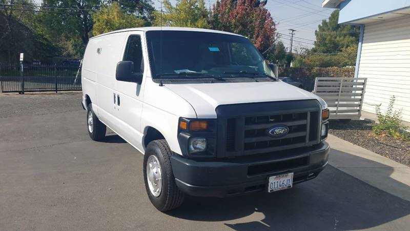 2013 Ford E-Series Cargo for sale at ASB Auto Wholesale in Sacramento CA