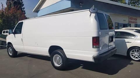 1995 Ford E-350 for sale at ASB Auto Wholesale in Sacramento CA