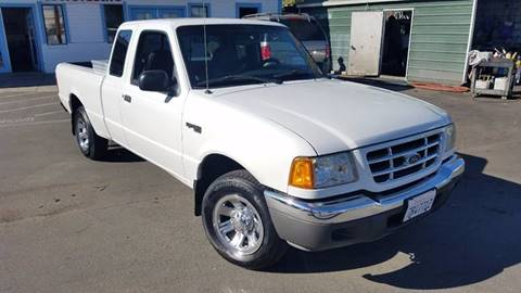 2002 Ford Ranger for sale at ASB Auto Wholesale in Sacramento CA