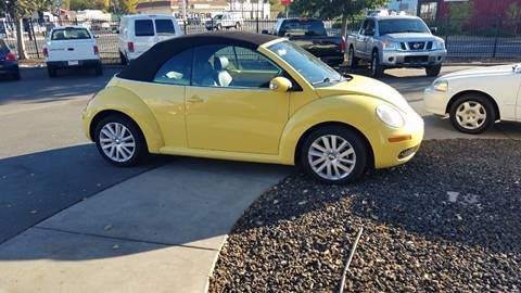 2008 Volkswagen New Beetle for sale at ASB Auto Wholesale in Sacramento CA