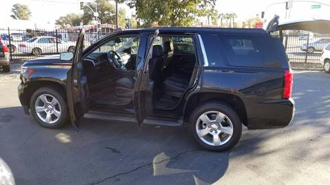 2015 Chevrolet Tahoe for sale at ASB Auto Wholesale in Sacramento CA