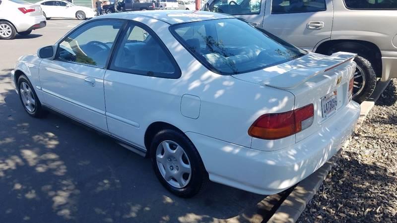 1998 Honda Civic EX 2dr Coupe   Sacramento CA