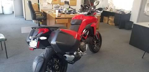 2016 Ducati Multistrada (MTS) for sale in Sacramento, CA
