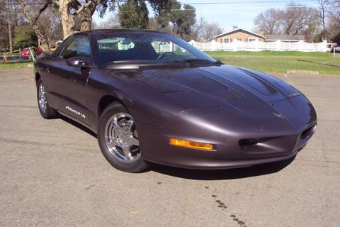 1994 Pontiac Firebird for sale at ASB Auto Wholesale in Sacramento CA