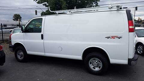 2010 Chevrolet Express Cargo for sale at ASB Auto Wholesale in Sacramento CA