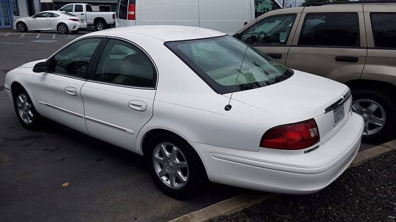 2001 Mercury Sable for sale at ASB Auto Wholesale in Sacramento CA