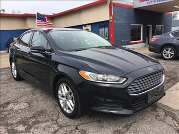 2014 Ford Fusion for sale in Garland, TX