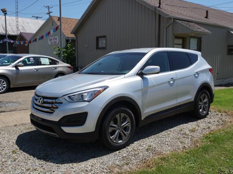 2016 Hyundai Santa Fe Sport for sale in Sugarcreek OH