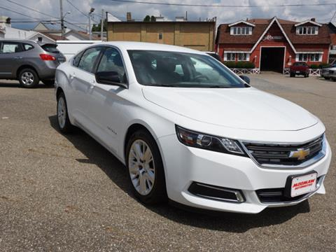 2016 Chevrolet Impala for sale in Sugarcreek OH