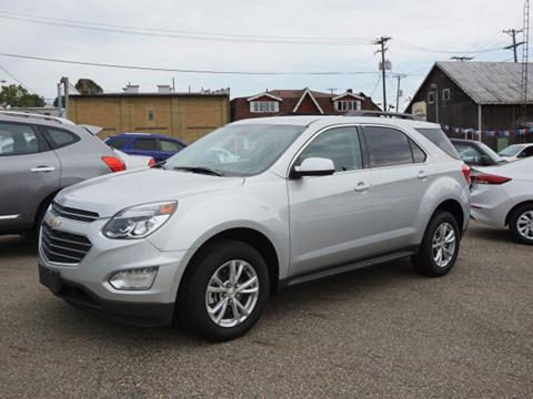 2017 Chevrolet Equinox for sale in Sugarcreek, OH