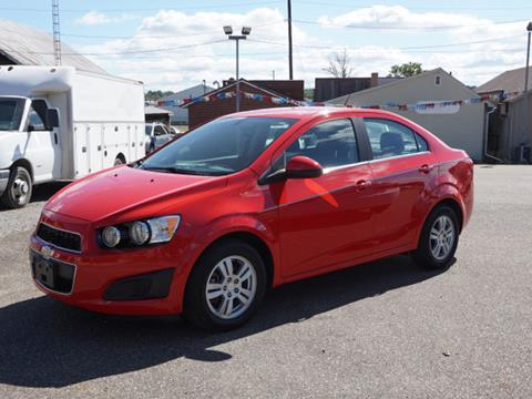 2015 Chevrolet Sonic for sale in Sugarcreek, OH