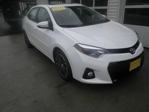 2014 Toyota Corolla for sale in Barre, VT