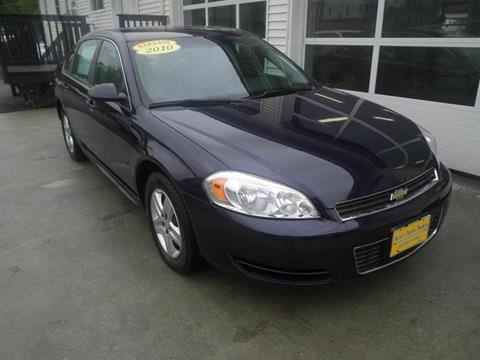 2010 Chevrolet Impala for sale in Barre, VT