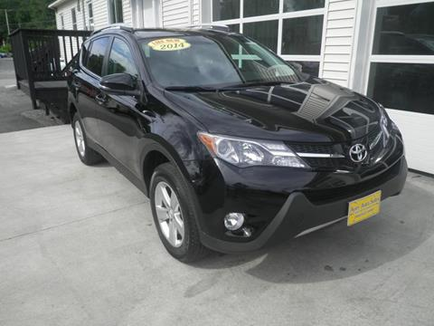 2014 Toyota RAV4 for sale in Barre, VT