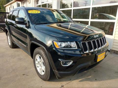 2014 Jeep Grand Cherokee for sale in Barre, VT