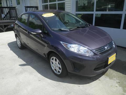 2013 Ford Fiesta for sale in Barre, VT