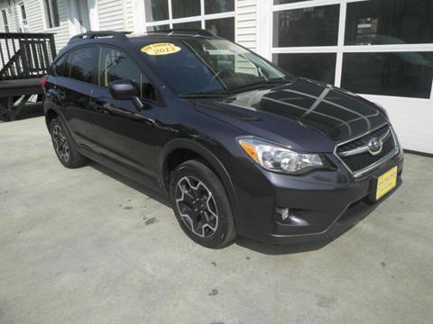 2013 Subaru XV Crosstrek for sale in Barre, VT