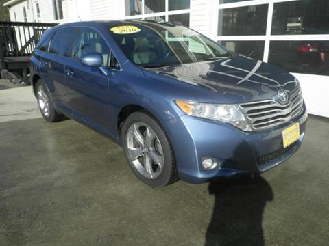2010 Toyota Venza for sale in Barre, VT
