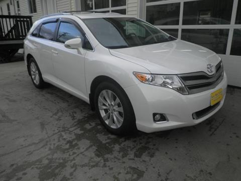 2013 Toyota Venza for sale in Barre, VT