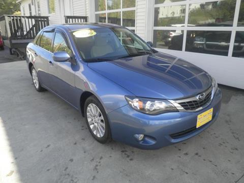 2009 Subaru Impreza for sale in Barre, VT