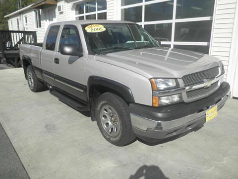 2005 Chevrolet Silverado 1500 for sale in Barre, VT
