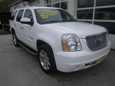 2008 GMC Yukon for sale in Barre, VT