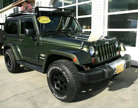 2009 Jeep Wrangler for sale in Barre, VT