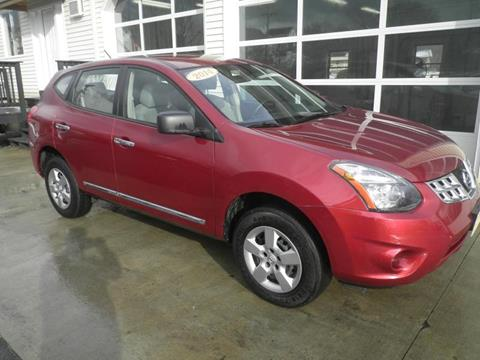 2014 Nissan Rogue Select for sale in Barre, VT