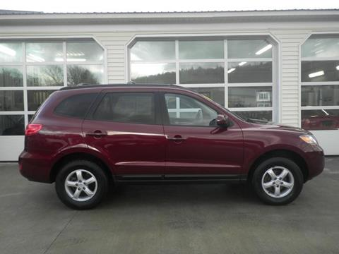 2008 Hyundai Santa Fe for sale in Barre, VT