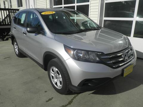 2014 Honda CR-V for sale in Barre, VT