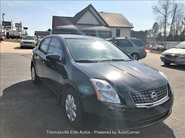 2007 Nissan Sentra for sale in Thomasville, NC