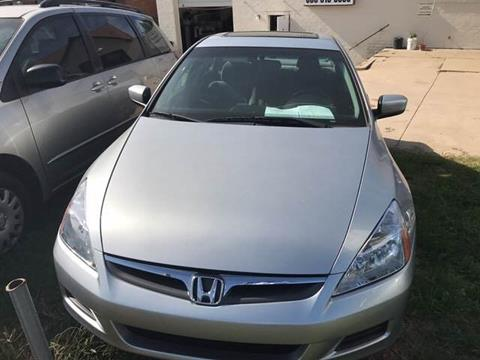 2006 Honda Accord for sale in Thomasville, NC