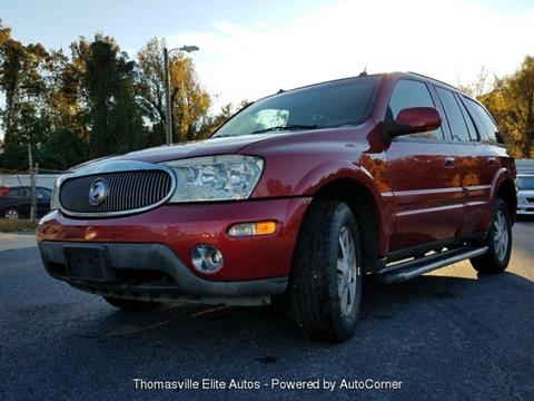 2004 Buick Rainier for sale in Thomasville NC