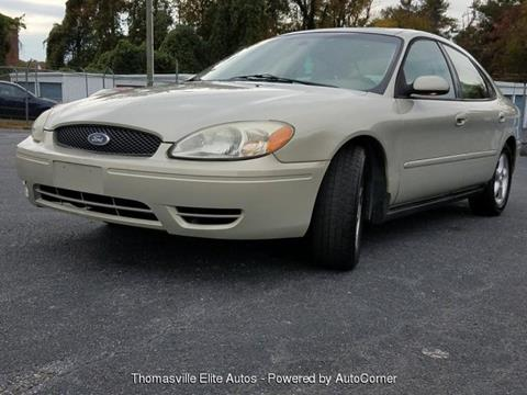 2007 Ford Taurus for sale in Thomasville, NC