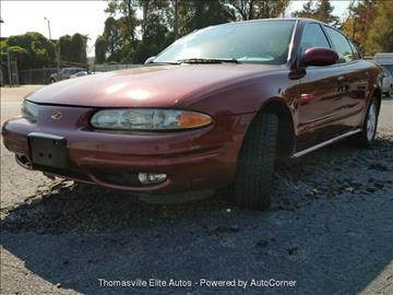 2001 Oldsmobile Alero for sale in Thomasville, NC