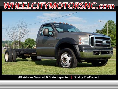 2006 Ford F-450 Super Duty for sale in Asheville, NC