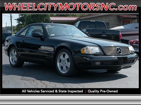1999 Mercedes-Benz SL-Class for sale in Asheville, NC