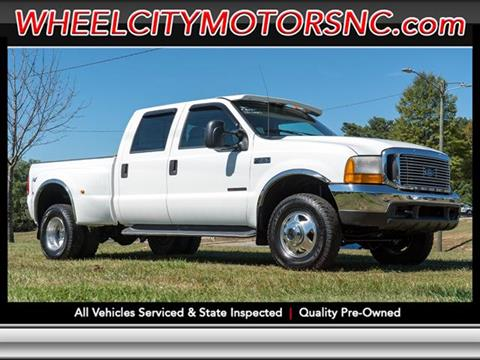 2000 Ford F-350 Super Duty for sale in Asheville, NC