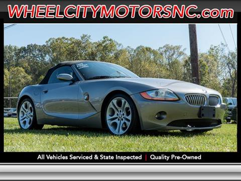 2004 BMW Z4 for sale in Asheville, NC