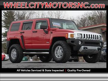 2009 HUMMER H3 for sale in Asheville, NC