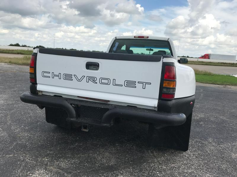 2003 Chevrolet Silverado 3500 for sale at Opportunity Used Cars LLC in Waco TX