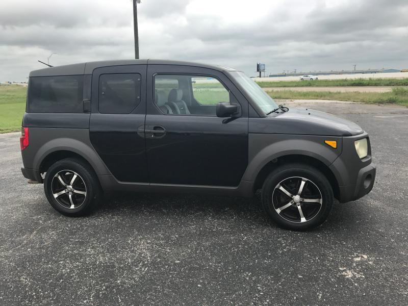 2003 Honda Element for sale at Opportunity Used Cars LLC in Waco TX
