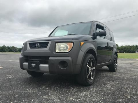 2003 Honda Element for sale in Waco TX