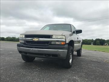 2001 Chevrolet Silverado 2500HD for sale at Opportunity Used Cars LLC in Waco TX
