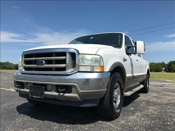 2004 Ford F-250 Super Duty for sale at Opportunity Used Cars LLC in Waco TX